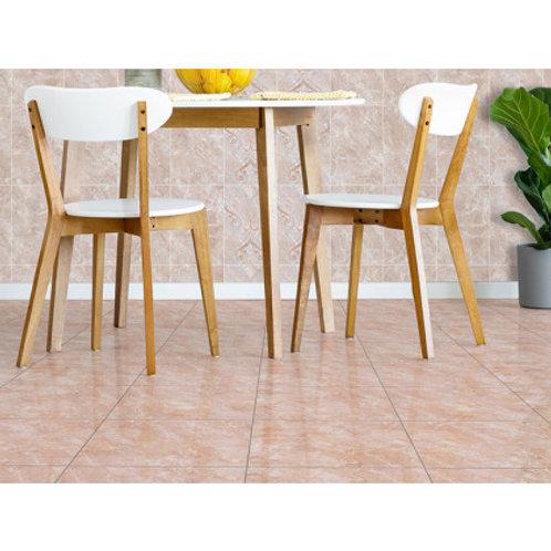 350 x 350 Malika Peach Floor Tile per m2