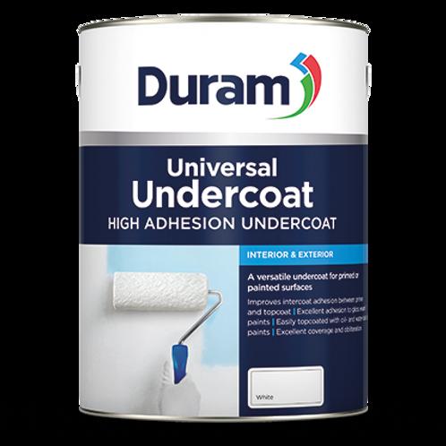 DURAM UNIVERSAL UNDERCOAT WHITE 5L