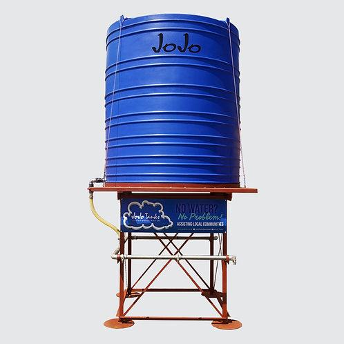 Water Station 10000lt/1.5m Stand JJG