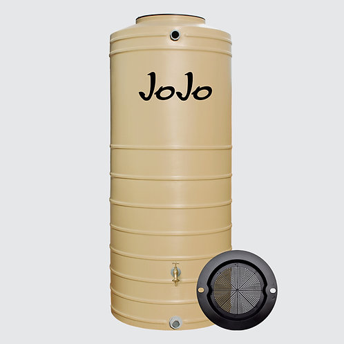 1000lt Slimline Standard Water Tank