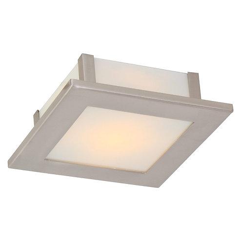 Auriga Square C/Light 210mm Satin Chrome