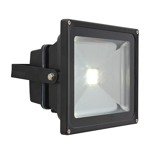 LED Floodlight 30w Black