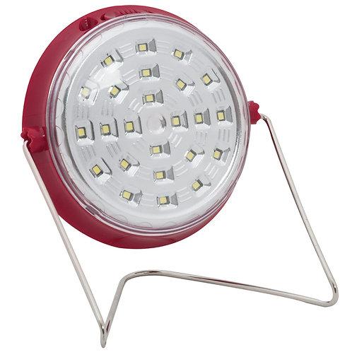 3.7V 1.2Ah Red Rechargeable Led Emergency Light