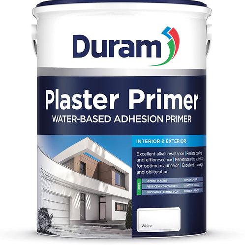 DURAM PLASTER PRIMER WHITE  5LT