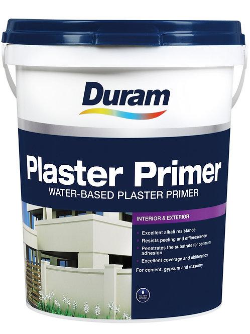 DURAM PLASTER PRIMER WHITE 20LT