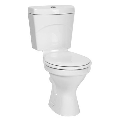 Toilet Set Top Flush White