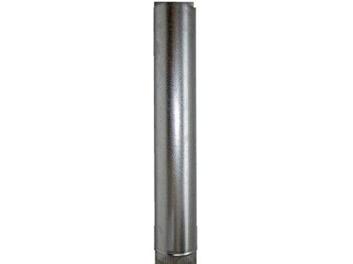 Round  Flue Extension 190mm x 800mm