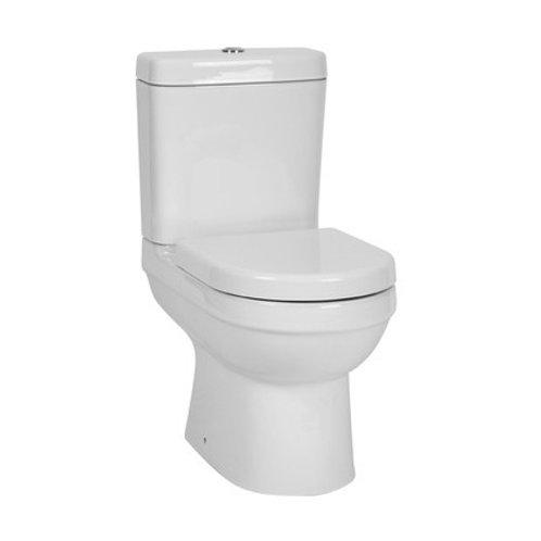 Toilet Set Shortland White