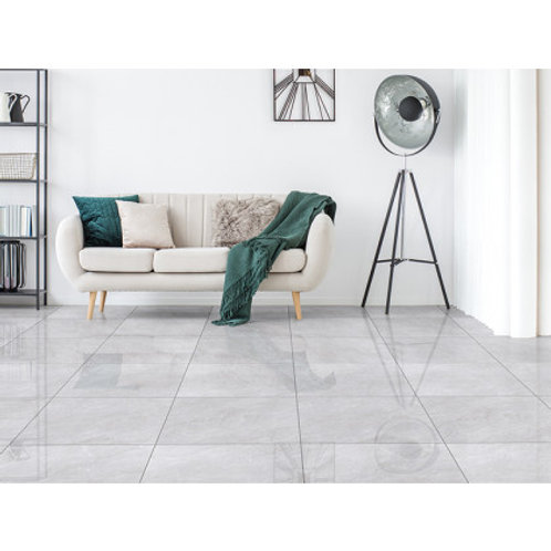 600 x 600 Destiny Grey Floor Tile per m2