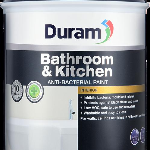 DURAM BATHROOM & KITCHEN  WHITE  2.5LT