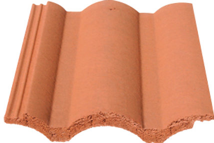 Roof Tile Standard Terracotta