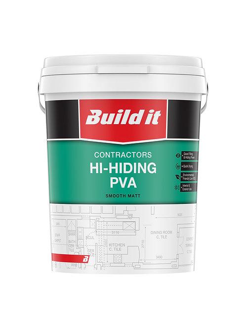Build it Contractors Hi Hiding PVA 20lt