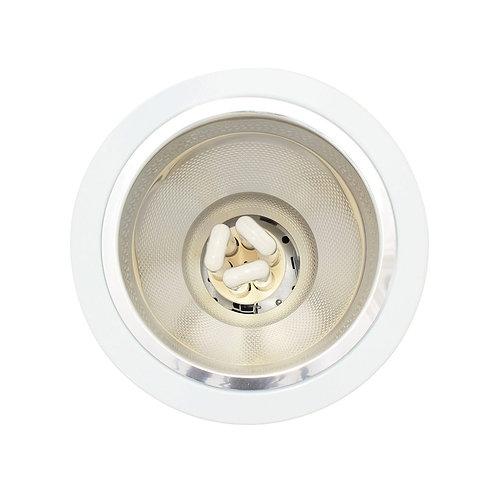 Straight Reflector D/Light 180mm White