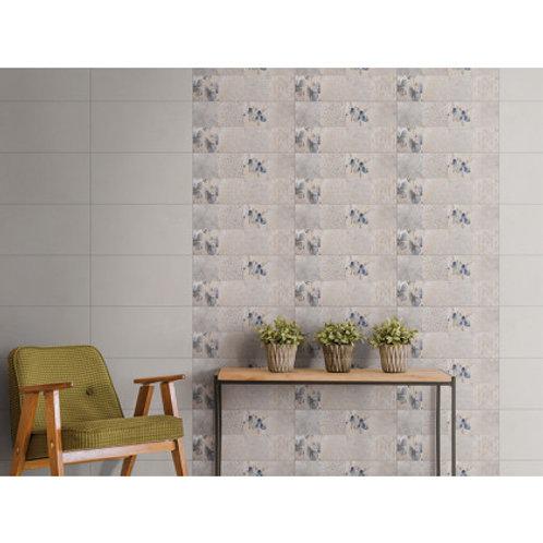 300 x 600 Manhattan Ivory Floor Tile per m2