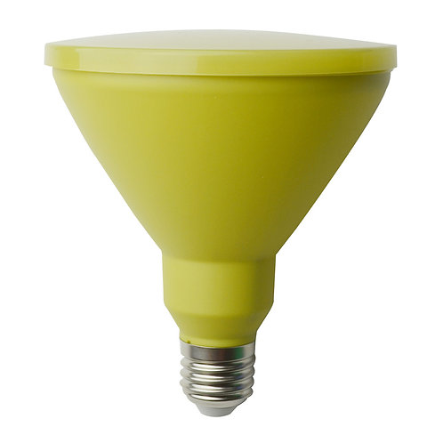 LED PAR38 E27 14w Yellow