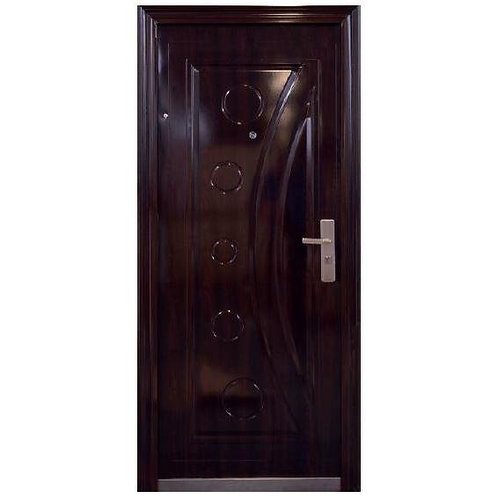 Door Steel Full Security Half Moon Panel