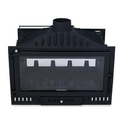 Turano Cast Iron Fireplace