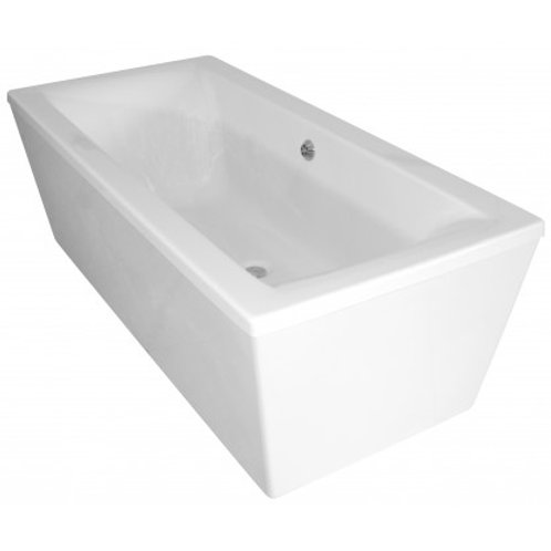 Bath Melissa 1700 Scirted White