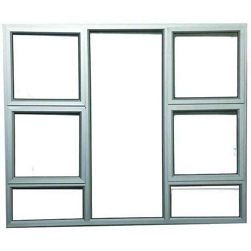 PTTTT1815 Aluminium Window Bronze 1790 x 1490