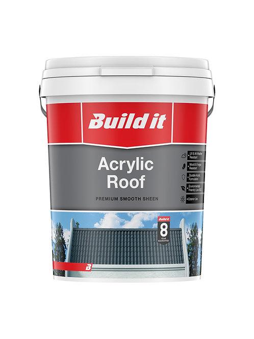 Build it Acrylic Roof Paint 20lt