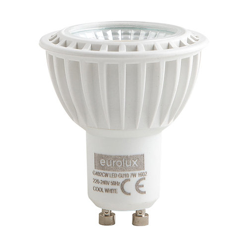 LED GU10 7w Cool White
