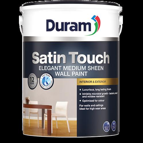 DURAM SATIN TOUCH  5LT - BARLEY FIELD