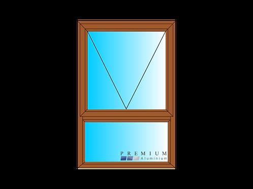 PT69 Aluminium Window