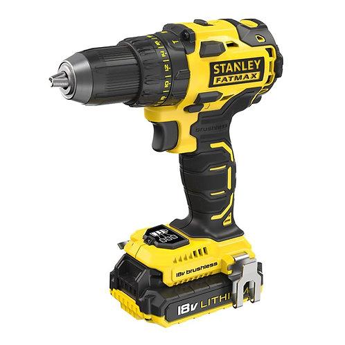 Stanley 18V Cordless Drill Driver