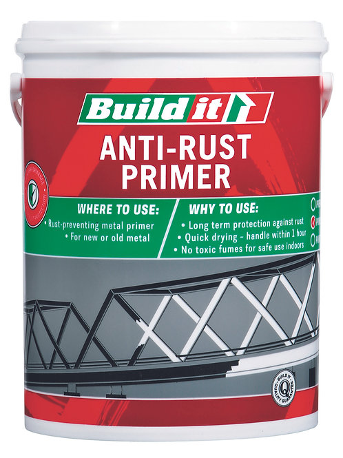 B/IT ANTI RUST PRIMER RED  5L