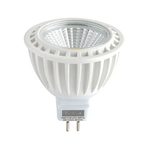 LED MR16 GU5.3 5w Cool White