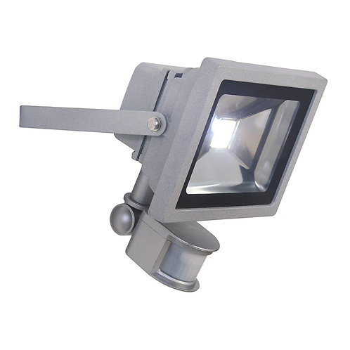 Led Floodlight With Sensor 20W