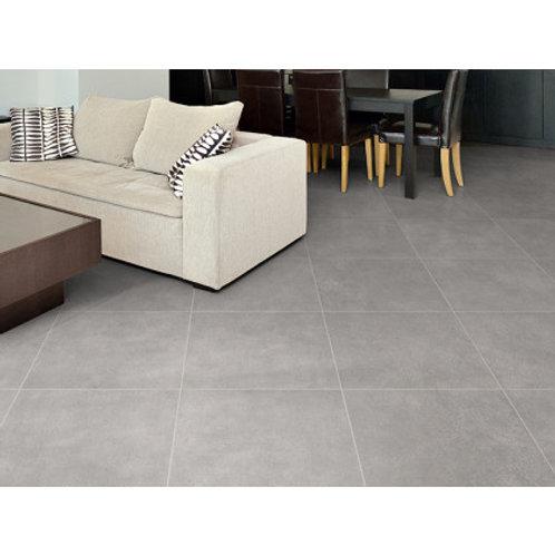 600 x 600 Soho Grey Slip Resistant per m2