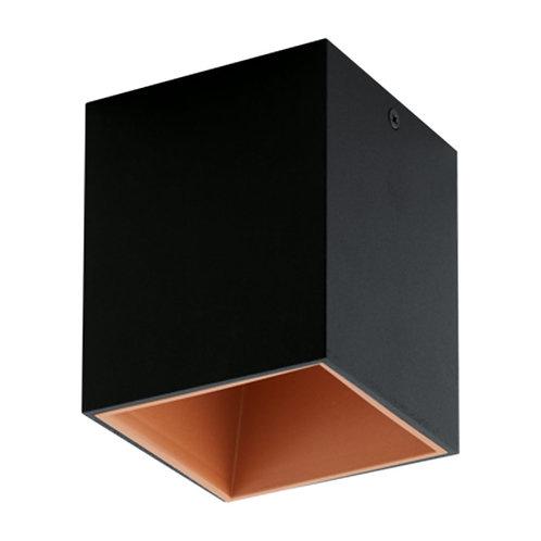 Polasso Square C/Light 100mm Black