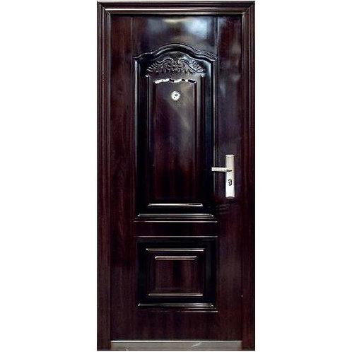 Door Steel Full Security 2 Panel