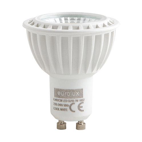 LED GU10 7w Cool White