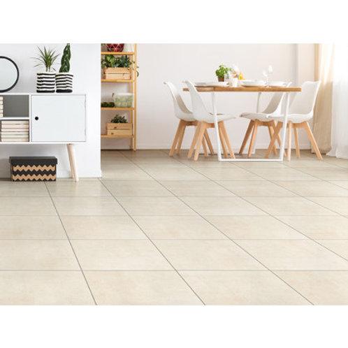 430 x 430 Novi Ivory Floor Tile per m2