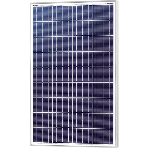 100WP POLYCRYSTALLINE SILICON SOLAR MODULE 12VDC