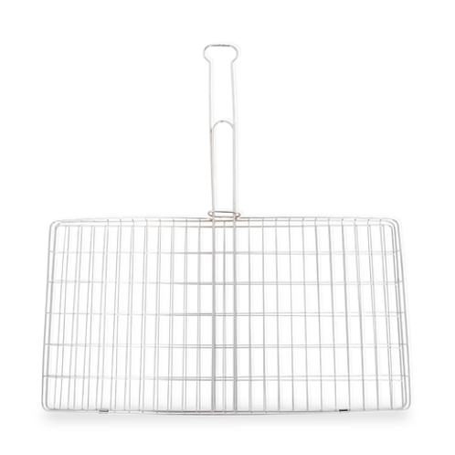 Megamaster 430 x 330 Stainless Steel Folding Grid
