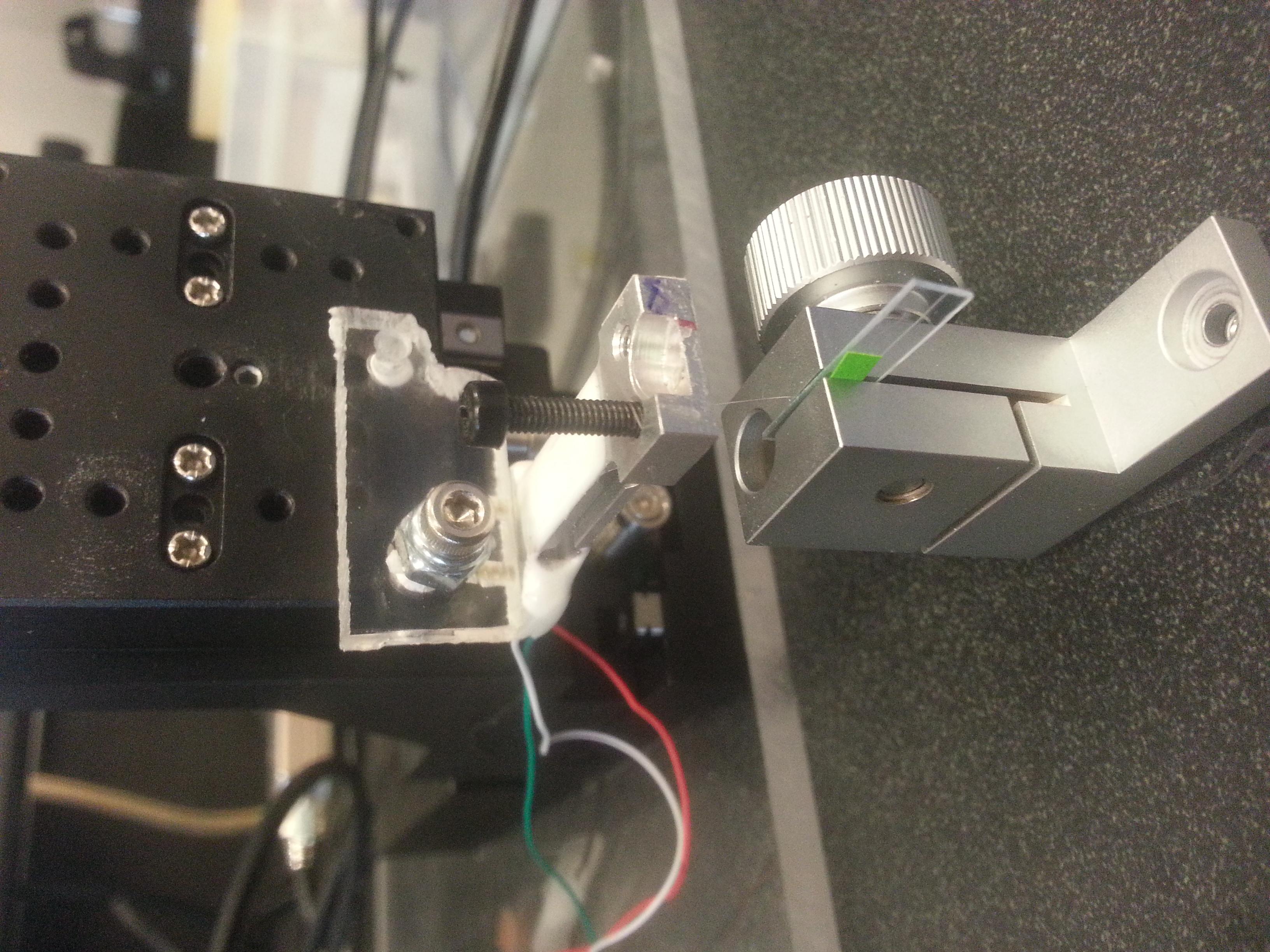 Tensile testing device, M.S. Zamil