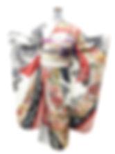 レンタル |着物 |振袖 |No.W10