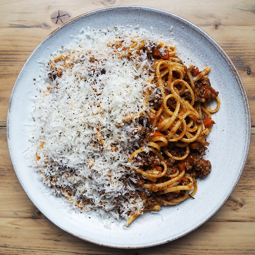 Low Waste Bolognese