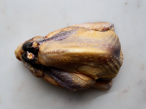 Whole Guinea Fowl