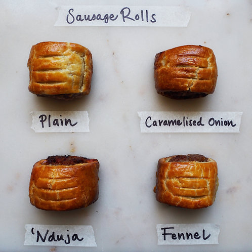 Sausage Rolls (4 pack)