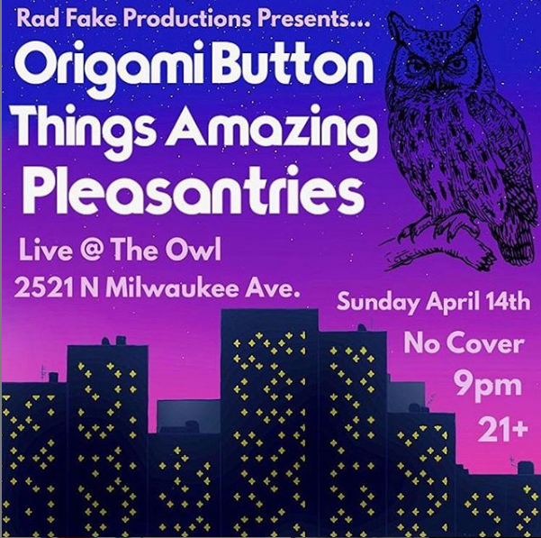 Live @ The Owl (2019)