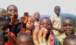 Orphans of Chikokwa Primary School.