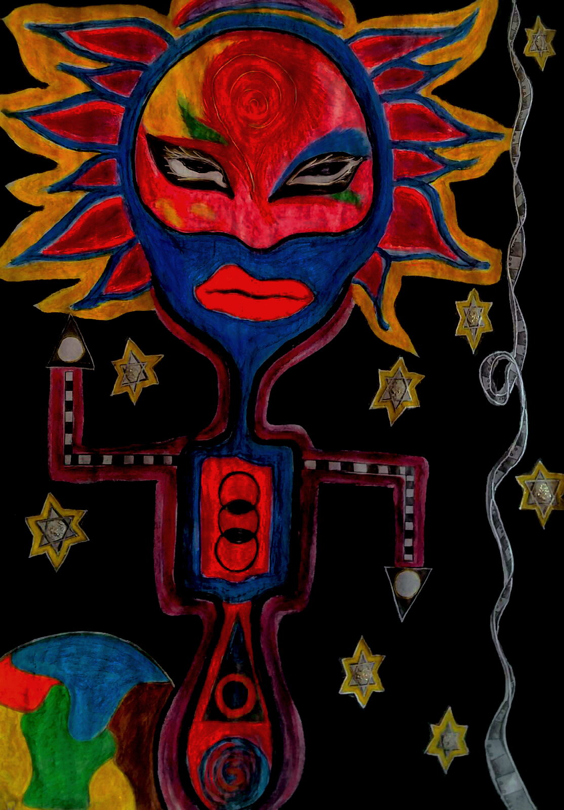 The Astrocat.