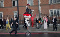 Chelsea Arts Club Summer Parade. 2016. 2 Reduced.