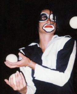 Ingo the Clown in Spain.