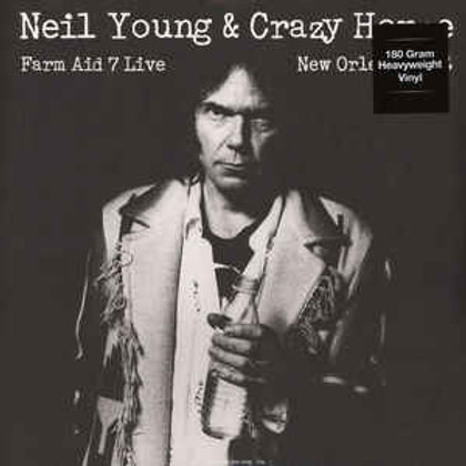 Neil Young & Crazy Horse ‎– Live At Farm (LP)