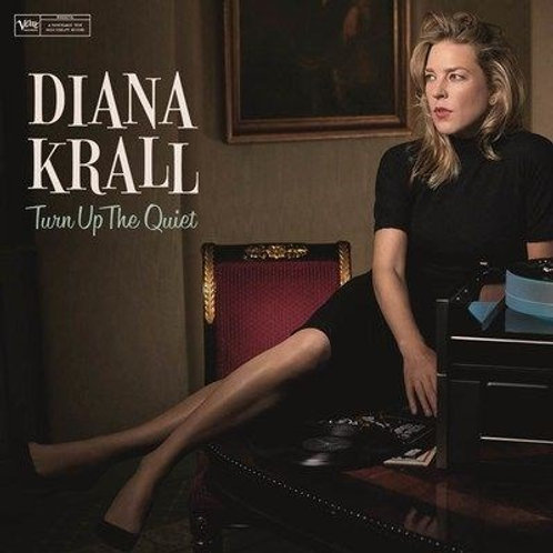 Diana Krall - Turn up the Quiet ( 2LP )